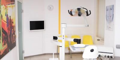Moderne Praxisräume